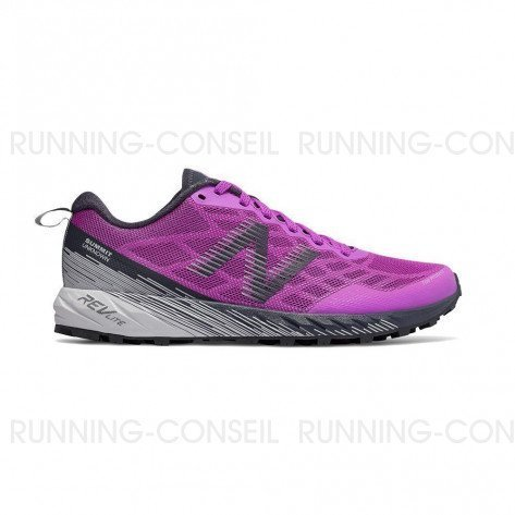 NEW BALANCE Summit Unknown Femme | Voltage Violet with Summer Fog