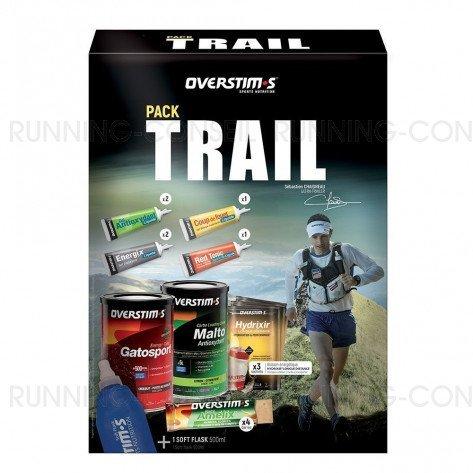 Pack trail