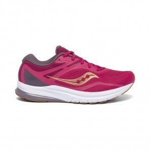 SAUCONY JAZZ 22 Femme - Berry | Gold
