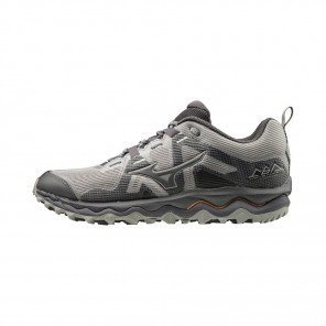 MIZUNO WAVE MUJIN 6 Homme | Gray / Scope