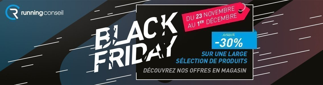 Black Friday Running Conseil Dijon